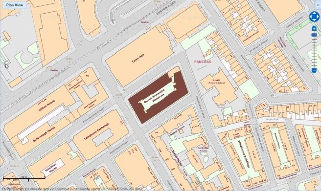Digimap Queen Alexandra Mansions